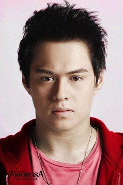 enrique gil for amorosa