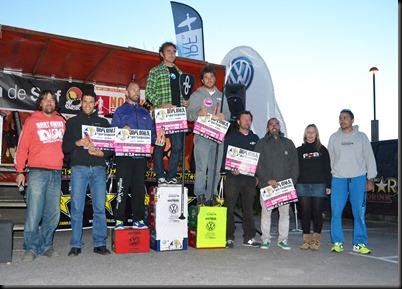 SOMO SUP FEST - podium
