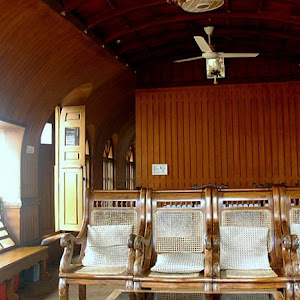 1 Night Superior Kerala Houseboat Cruise from Alappuzha to Kumarakom - 1 Bedroom