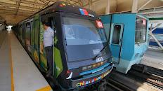 EXPLORA CONICYT te invita a viajar en el tren de Chile Laboratorio Natural en Metro de Santiago