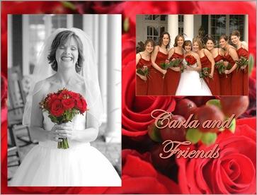 Carla and Friends