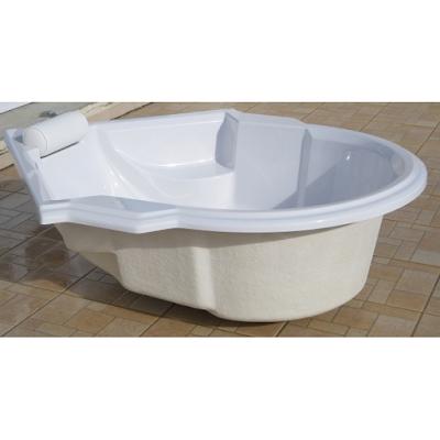 acheter baignoire d angle jacob delafon neuve le pellerin chez discount et qualit dilengo. Black Bedroom Furniture Sets. Home Design Ideas