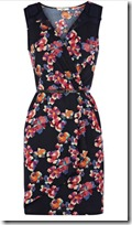 Oasis Floral Bloom Wrap Dress