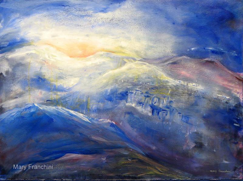 Pachelbel Mountain