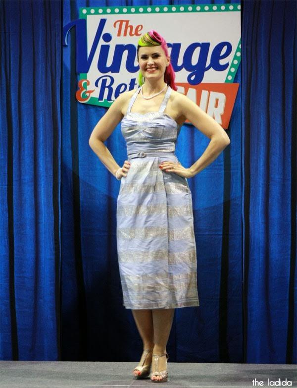 Vintage & Retro Fair Sydney 2013 - Nora Finds - Vintage Fashion Show (3)