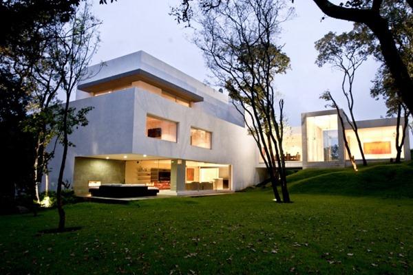 Casa-cañada-arquitectura-contemporanea-Mexico