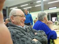 2012 - Repas des anciens club comité 18 novembre 2012