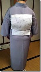 素敵な着物でお茶会にご出席 (1)