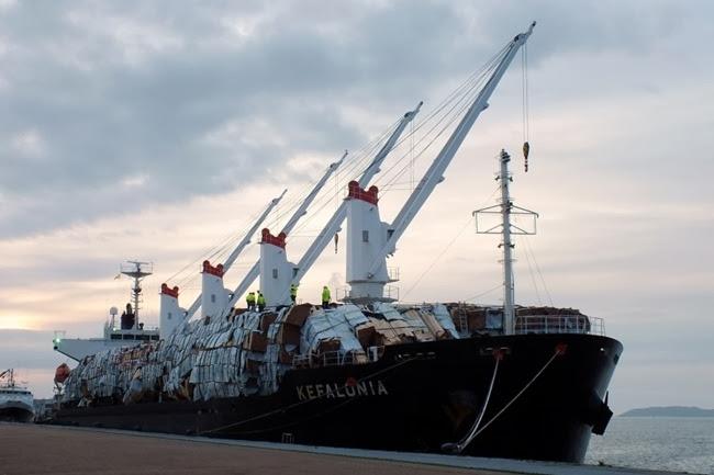 Τα πλοία με το όνομα  «Κεφαλονιά»