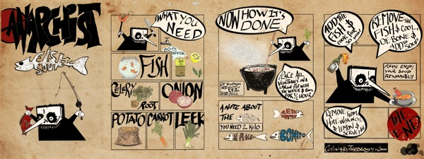 Anarchist Fish Soup Revised