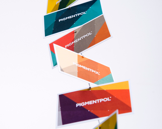pigmentpol business cards