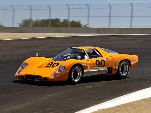 barbiart1 - McLaren M6GT