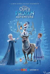 Nữ Hoàng Băng Giá: Chuyến Phiêu Lưu Của Olaf - Olaf's Frozen Adventure