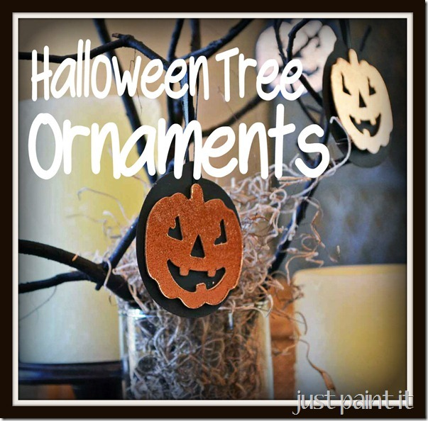 Halloween-Ornaments
