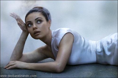 mila kunis linda sensual sexy pictures photos fotos best desbaratinando  (77)