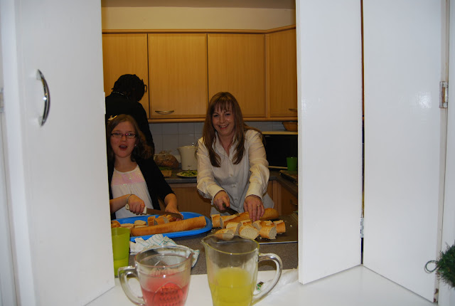 2010 - Youth Christmas Meal