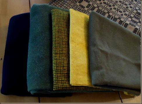 Wool from Margie 3