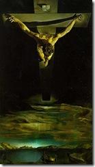 Crucificado (salvador dali)