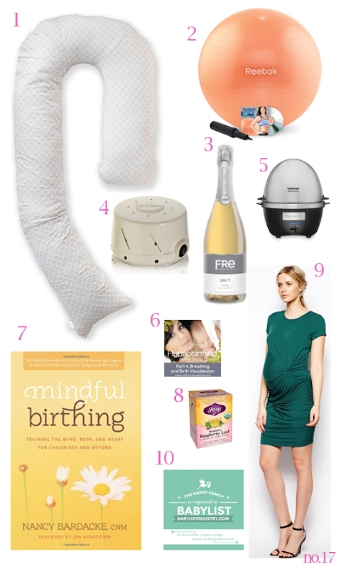 Pregnancy faves part 2