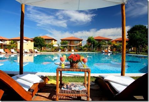 Resort La torre piscina Porto Seguro
