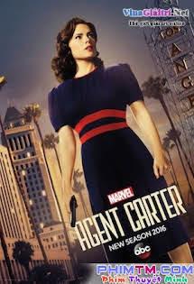 Đặc Vụ Carter :Phần 2 - Agent Carter Season 2