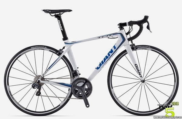 GIANT TCR Advanced 0 compact 2014