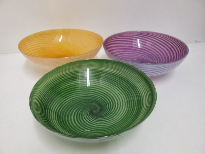 Church & Maple Bowl Trio