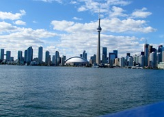 1307131 July 24 The Toronto Skyline Ruined