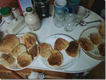 pancake monday