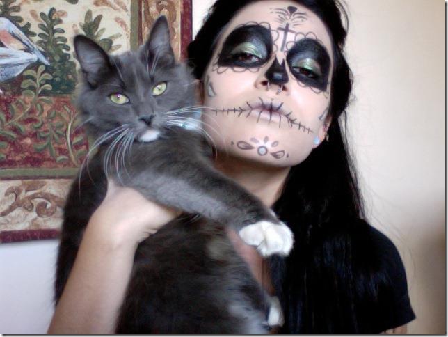 maquillaje de catrina todohalloween (13)
