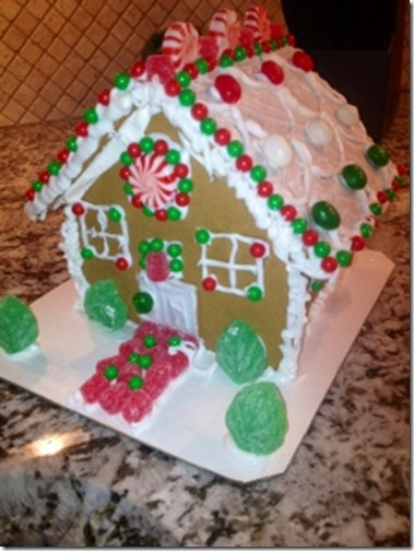 ginger bread house 2