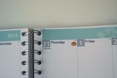 Customised Personal Planner (3)