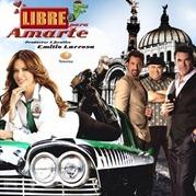 Lista oficial de la telenovela Libre para amarte
