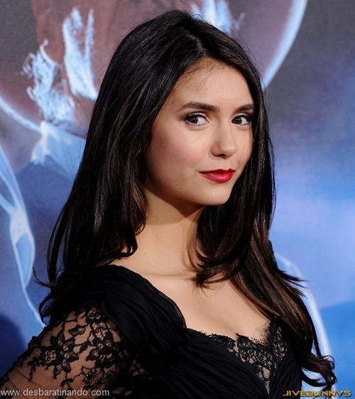 nina dobrev linda sensua sexy sedutora fotos Vampire Diaries desbaratinando (65)