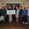 Carmel Knights of Columbus $50,000 Check Presentation