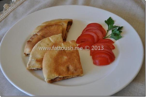 وصفة العرايس باللحمة من www.fattoush.me