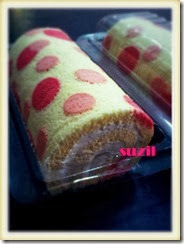edited polkadot roll