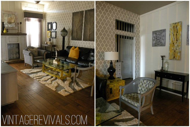 Living Room Makeover 1