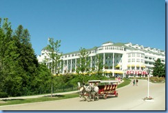3321 Michigan Mackinac Island - Carriage Tours - Grand Hotel