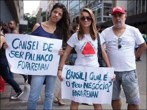 manifestação contra Marco feliciano 13