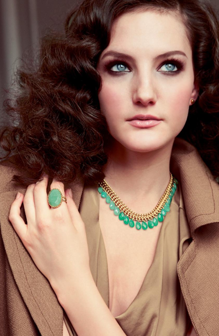 stella contessa jade necklace