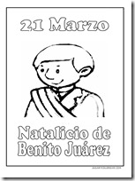 natalicio Benito Juarez 14 1 1 1