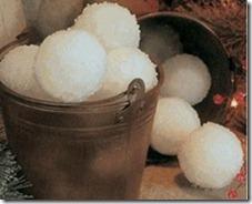 palline di neve