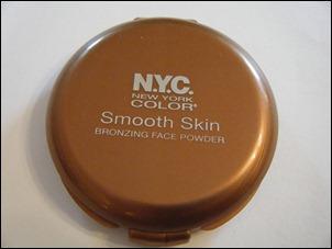 NYC Sunny Smooth Skin Bronzing Powder