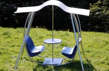 Glass Fibre Moulded Swings Edinburgh & Kirkcudbright