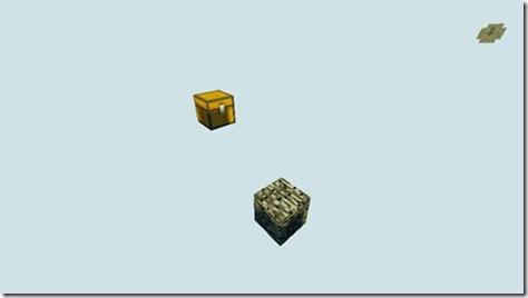 Minecraft Survival Karte Die EinBlockÜberlebensherausforderung - Minecraft block spielen