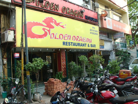 Restaurant Golden Dragon