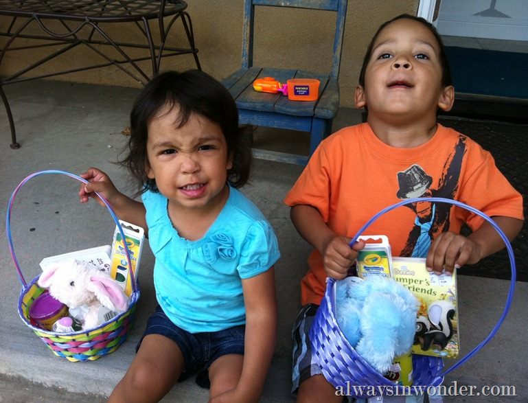 enjoying_their_Easter_baskets_and_clothes (11)