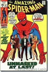 the amazing spider-man 87 al 92, historia poco reconocida, pero que para mi es clave en los sucesos que seguirian en la saga aracnida.