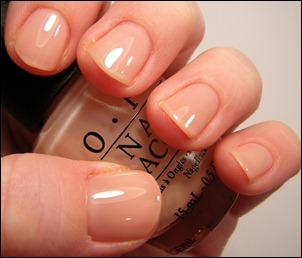 OPI Passion Swatch